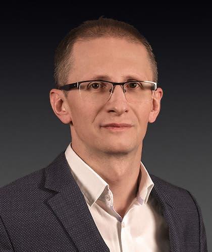 András Turóczi, Director, Dentsu Media and MD, Vizeum Hungary