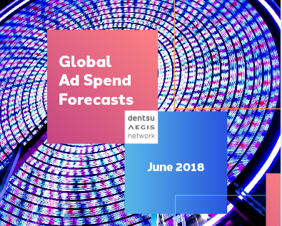 Ad Spend Report June 2018