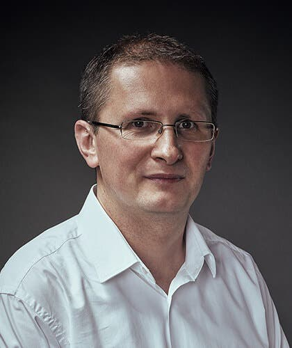 Turóczi András, Operatív igazgató, Dentsu Aegis Network Hungary